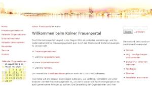 Kölner Frauenportal