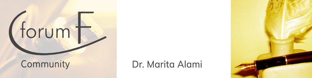 Community ist Mitverantwortung | Dr. Marita Alami | Digitale Chancen nutzen! - Vorträge und Engagement | Digitalisierung | Frau & Beruf |  Geschlechtergerechtigkeit